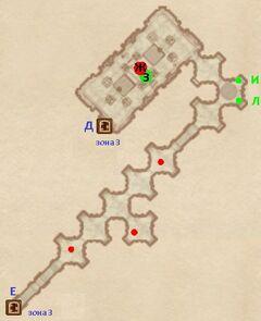 Ататар Анга. План