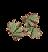Листья обыкновенной манжетки (иконка)