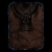 Простая рубашка (Morrowind) 4 сложена