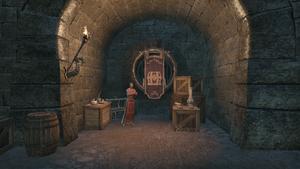 Хранилище золота Назраджи
