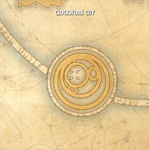 Image - Clockwork City ESO World Map.png   Elder Scrolls   FANDOM ...
