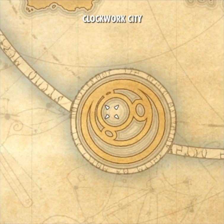 clockwork city eso world mappng