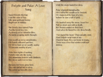 Frelytte and Pular A Love Song