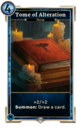 Tome of Alteration DWD