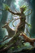 Wild Beastcaller card art