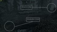Woodsman's Friend Location