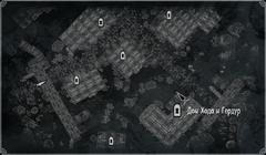 Дом Хода и Гердур карта