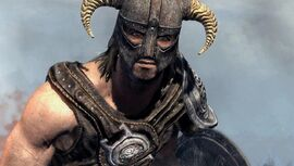 Dovahkiin from Trailer of Skyrim