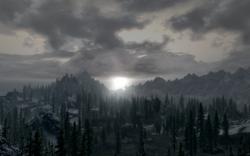 Panorama Skyrim