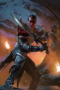 Reive, Blademaster card art