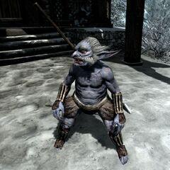 Riekling z gry The Elder Scrolls V: Dragonborn