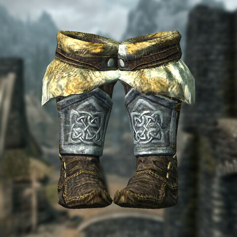 File:Skyrim Scaled Boots.jpg