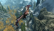skyrim legendary dragon location