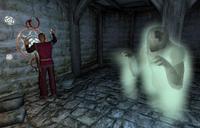 Where Spirits Have Secret Door