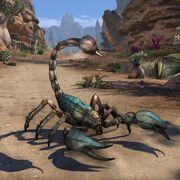 Лазурный скорпион
