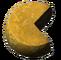 Початый круг козьего сыра