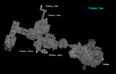 Рагнвальд - Храм - план