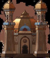 Редгардский храм (концепт-арт)