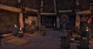 Abandoned Mud Hut Interior 4