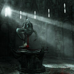 Kaplica Molag Bala z gry The Elder Scrolls V: Skyrim