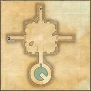 Palace Sewers Map