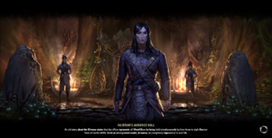 Silvenar's Audience Hall Loading Screen