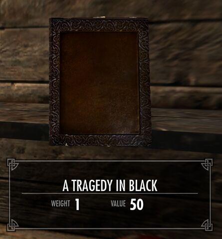 File:Skyrim skill book A Tradgedy in Black.jpg