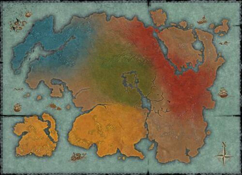 Tamriel-map