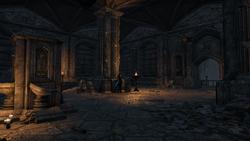 Undercroft Labyrinth