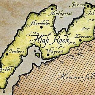 Prowincja Wysoka Skała