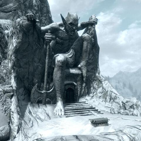 Świątynia Mehrunesa Dagona w The Elder Scrolls V: Skyrim