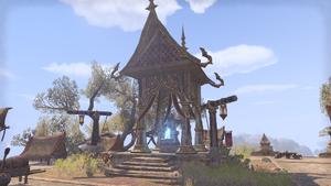Дорожное святилище Дюны