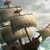 Корабль корсаров (миниатюра)