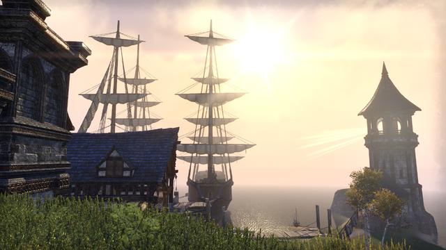 File:Daggerfall Docks (Online).png
