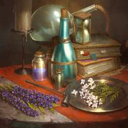 Elixir of Magicka card art