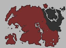 Impero Reman alla sua massima estensione