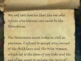 Incarnate Danaat's Scroll