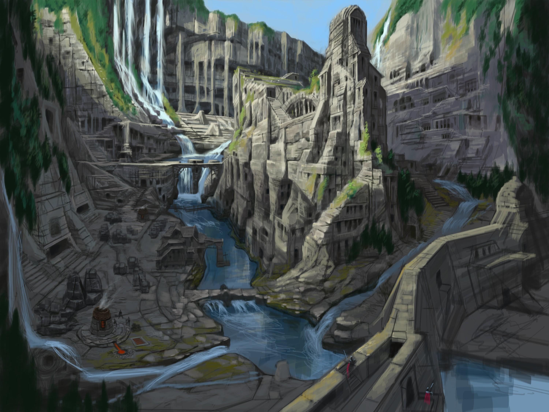 Markarth Elder Scrolls Fandom Powered By Wikia