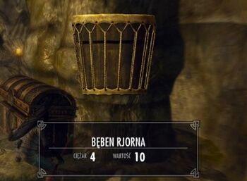 Odszukaj bęben Rjorna 6 (Skyrim)