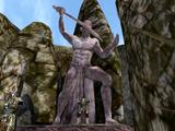 Statue of Malacath
