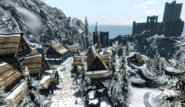 Winterhold città (Skyrim)