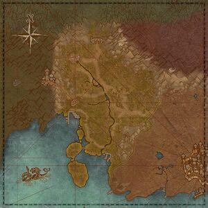 Алькаир (карта)