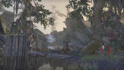 Водопад Плачущий вамасу