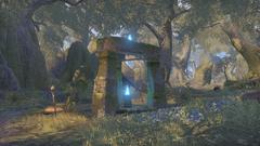Дорожное святилище руин Илайас