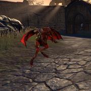 Калейдотропическая лягушка-дракон
