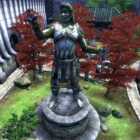 Морихаус (статуя)