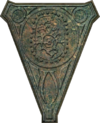 Поселение Телвани эмблема