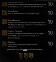 Battlegrounds Achievements - 2