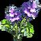 Floral Swirl Aura Icon