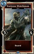 Fortress Watchman (Legends) DWD